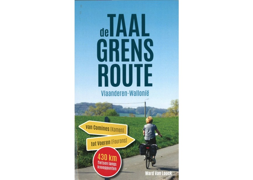 taalgrensroute cover