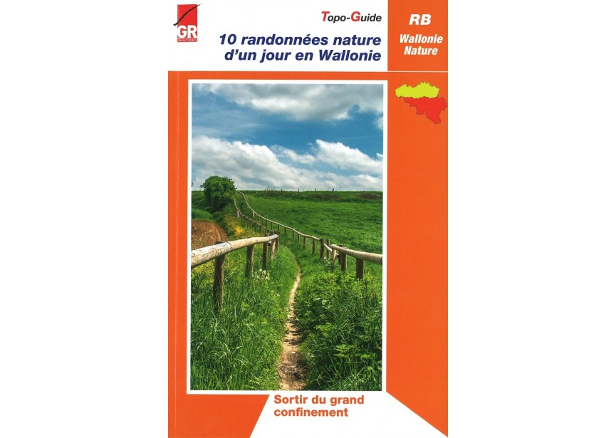 rb Wallonie Nature cover